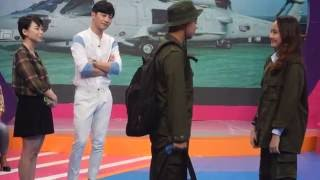 Jin Goo Jadi Coach Acting Anwar (Part 3) - Dahsyat Musik