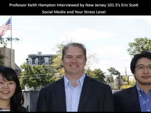 Keith Hampton Interview with NJ 101.5's Eric Scott, January 21, 2015