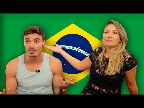 TRUTH or MYTH: Brazilians React to Stereotypes