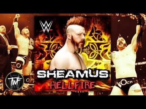 WWE Sheamus 5th Theme Song ''Hellfire'' 2016 ᴴᴰ