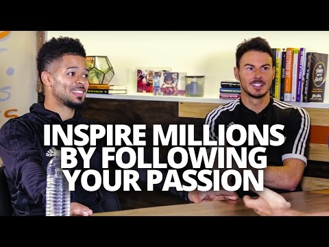 F2 Freestylers: Inspire Millions by Following your Passion with Lewis Howes