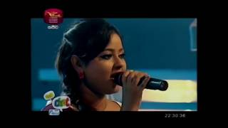"Supem Wee Sithinaa ("" සුපෙම් වී සිතිනා "") Performed live for the first time"