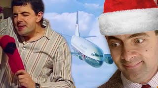 Flying home for Christmas | Christmas Special | Mr Bean Full Episodes | Mr Bean Official