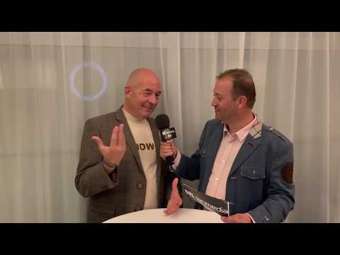 Dirk Herrmann | Keynote Speaker, Zukunftsforscher, Historiker | lanmedia Business Talk