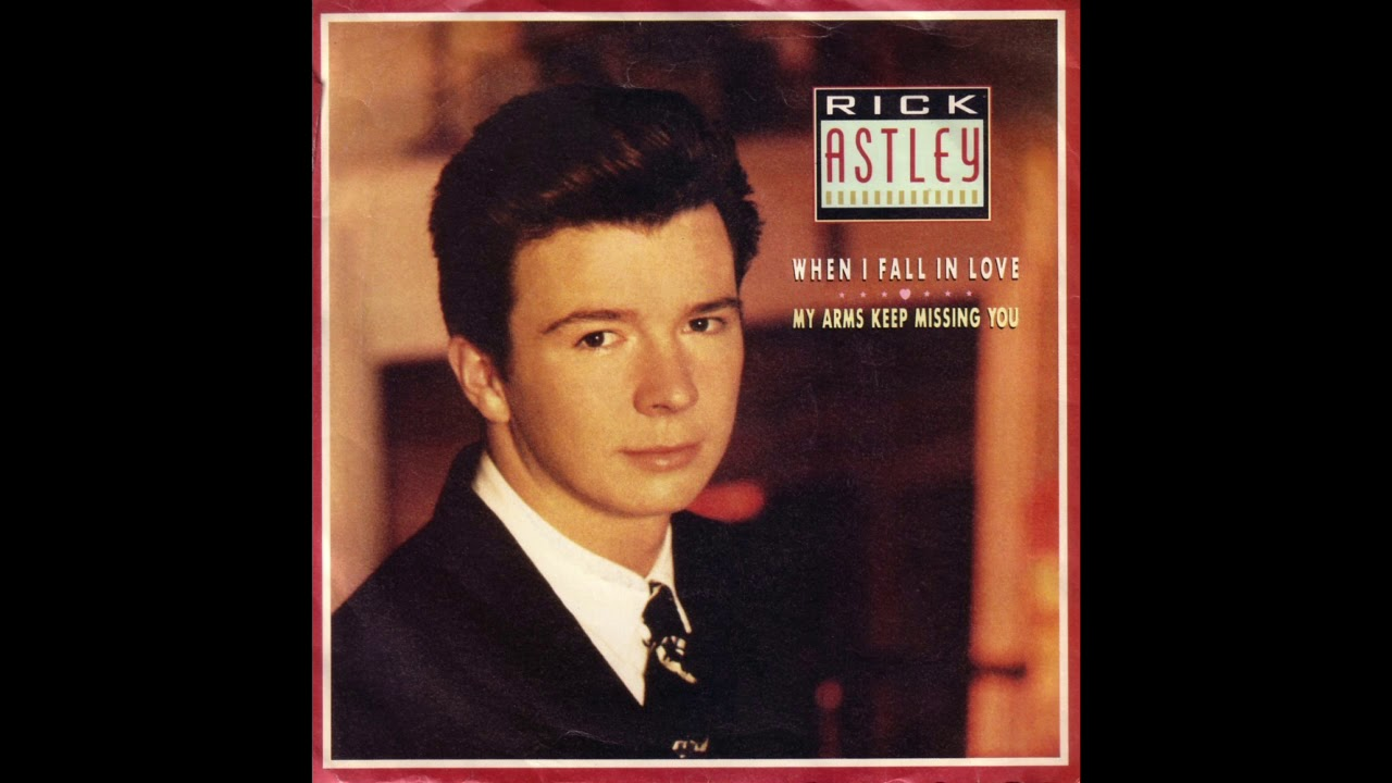 Rick Astley My Arms Keep Missing You Disco Fox Version