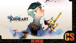 AIRHEART: TALES OF BROKEN WINGS - REVIEW