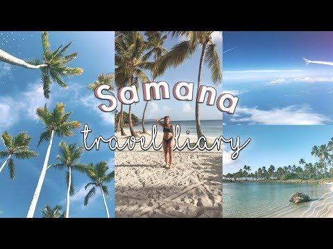 Dominican Republic⎜Travel Vlog