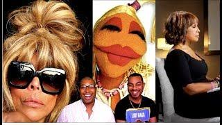 #PopRoast: Wendy Returns, Gayle's Composure, Tamar Told Off + Celebrity Gossip, tea & Shade