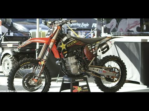 Inside the Pro's Bikes featuring Ivan Tedesco's Factory Rockstar KTM 450SXF