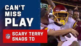 10th Game with a Different Starting QB? No Problem for Scary Terry