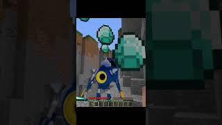 Minecraft Saving Hamood Sonic vs Metal Sonic Who will win? Part22 #Shorts