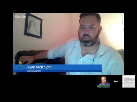 Interview with Ryan McKnight: Mormon Sex Abuse Files