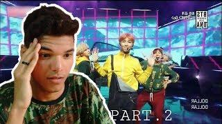 REAGINDO A K-POP | BTS - GO GO