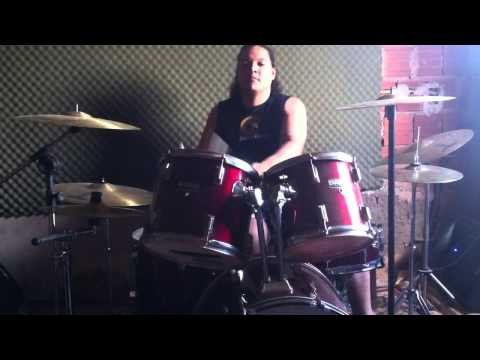 Marcus Vieira - Simius 9 drum cover