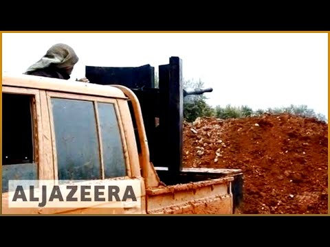 🇸🇾 Afrin: Turkey 🇹🇷 'to fight' Syria if it defends Kurds