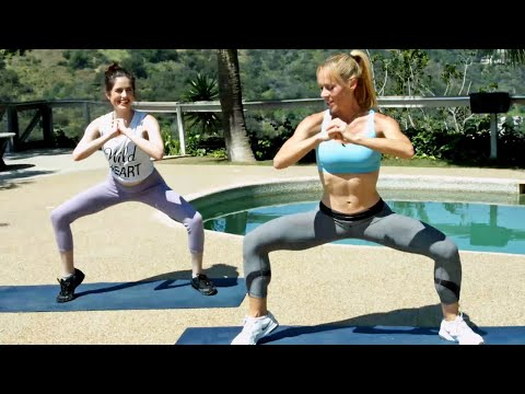 24 min Glute & Ab Workout