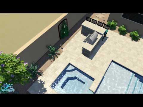 New Pool W. Mineral Rd.