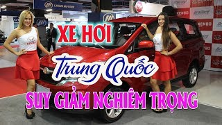 ✅ Xe hơi Trung Quốc sụt giảm nghiêm trọng 👉Thị trường ô tô xe máy