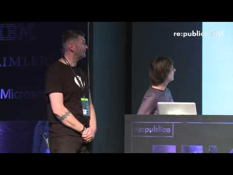 re:publica 2016 – fukami, Kirsten Fiedler: How the EU works on YouTube