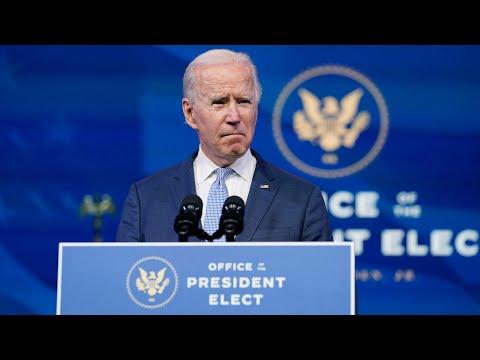 Watch U.S. President-elect Biden's full statement | U.S. Election