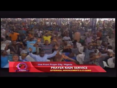 MFM Prayer Rain Friday 21-09-18