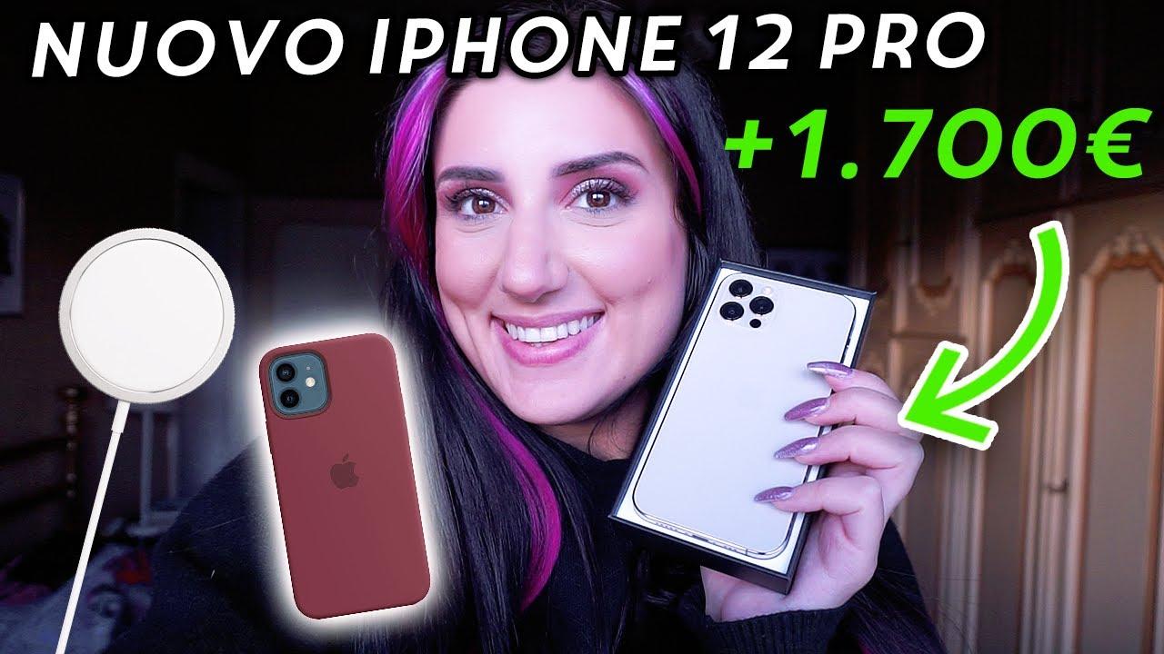 COMPRO IL NUOVO IPHONE 12 PRO ORO 512 GB 😱