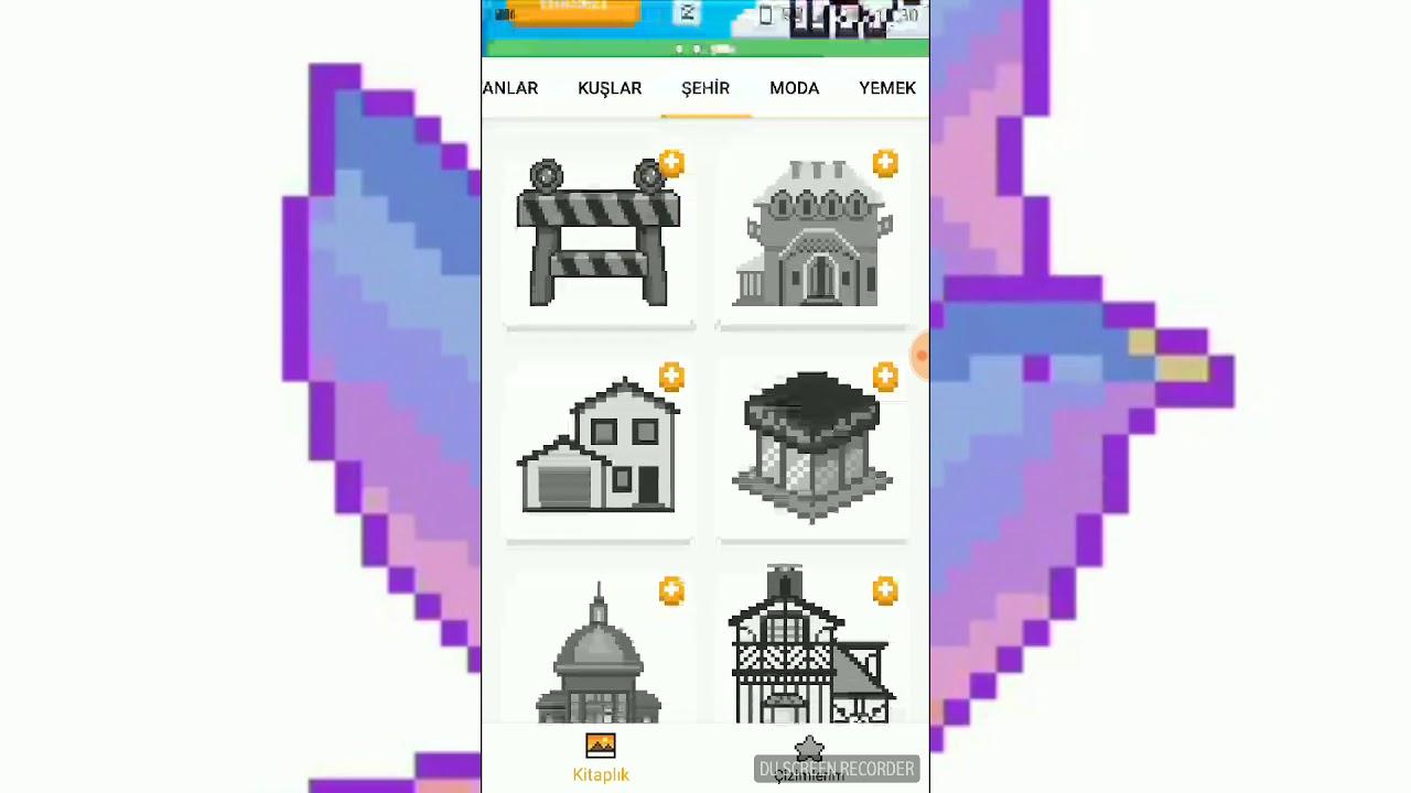 Unicorn Sayıları Boyama Oyunu Youtube