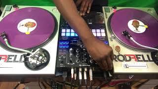 #InTheLabDoingTheMath✍🏽- DJM-S9 & #afropop Performance - Leg Over WonderWall Girl's From London