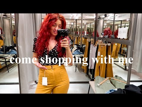 COME SHOPPING WITH ME IN AMSTERDAM | & Other Stories, Weekday, Urban Outfitters