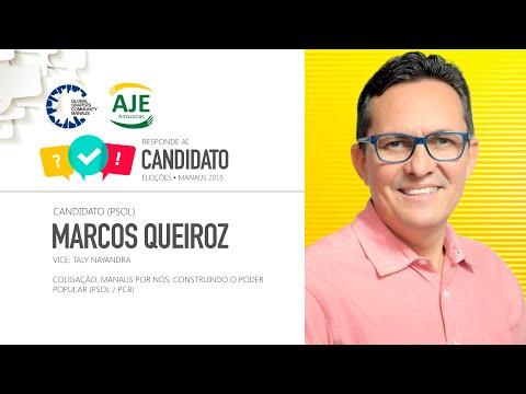Responde aí candidato Marcos Queiroz Eleições Manaus