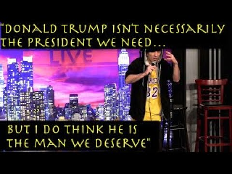 American Can't-idates & Fake News   Gotham Comedy Club