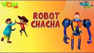 Robot Chacha - Chacha Bhatija- 3D Animation Cartoon for Kids - As seen on Hungama TV