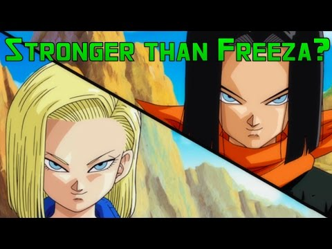 How Were the Androids Stronger than Freeza?
