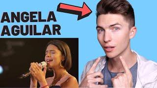 ENTRENADOR VOCAL Justin reacciona a Angela Aguilar, Aida Cuevas y Natalia Lafourcade - La Llorona