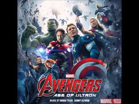 Marvel Avengers: Age Of Ultron - New Avengers - Avengers: Age Of Ultron - Danny Elfman