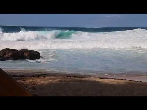 North Shore Oahu waves: January 21, 2015