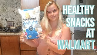 10 healthy on the go snacks you can find at any walmart! these are perfect for work, school, and traveling.follow me ☀️instagram: https://www.instagra...