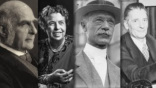 Today's Anti-Immigration Script Was Written 100 Years Ago by America's Elite