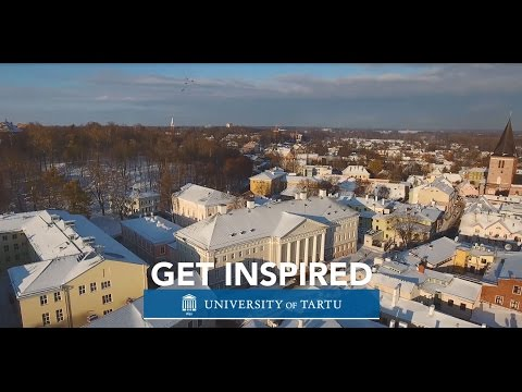 University of Tartu - Get Inspired!