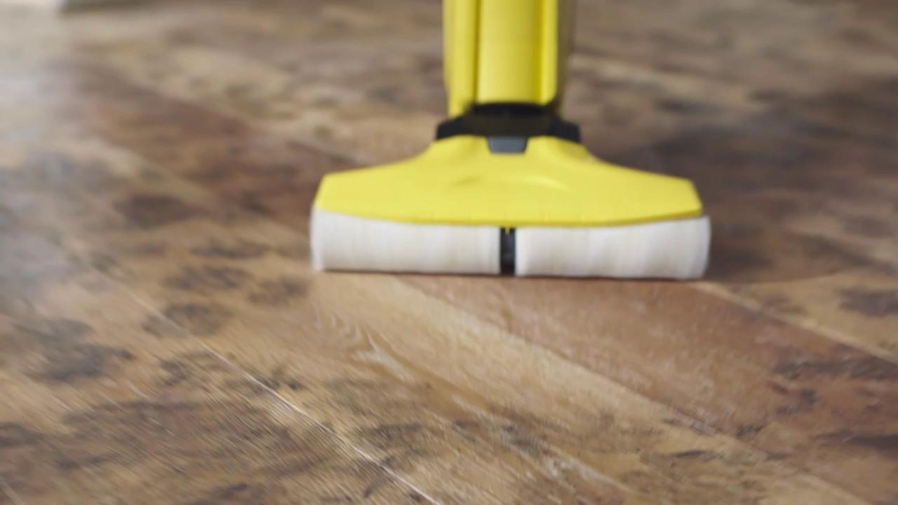 nettoyez sans effort avec notre nettoyeur de sol fc5 jaune. Black Bedroom Furniture Sets. Home Design Ideas