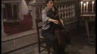 Augustin Maurs plays Bach