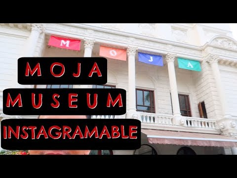 MOJA Museum. Tempat Baru dan Instagramable di Jakarta | Ichsan Akbar