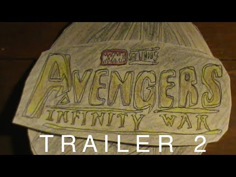 Avengers: Infinity War Trailer 2 Spoof