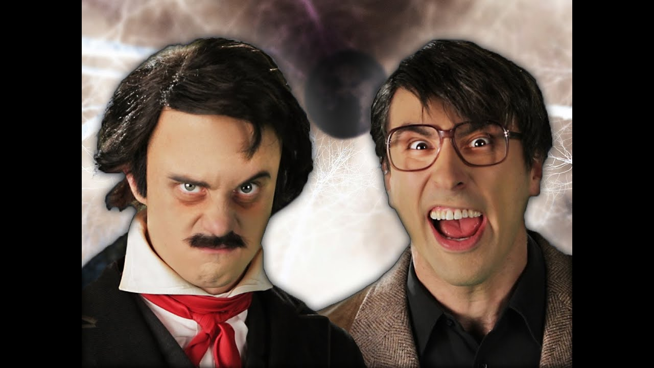 king vs poe The lyrical lunatics over at epic rap battles of history have released a new rap battle that is perfect for the horror world they've pitted (pun intended) noted poet and author edgar allan poe against the modern day award-winning horror novelist stephen king in a battle for the aeons it's.