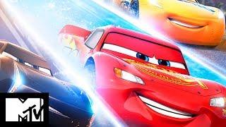 Cars 3 | Cast Reveal Cars x Lion King Disney Crossover Movie Ideas | MTV Movies
