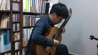 """Maxixe"" by Agustin Barrios Mangore performed by Mr Yuki"