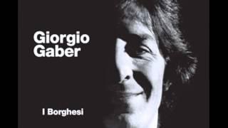 Giorgio Gaber - I borghesi (1971)