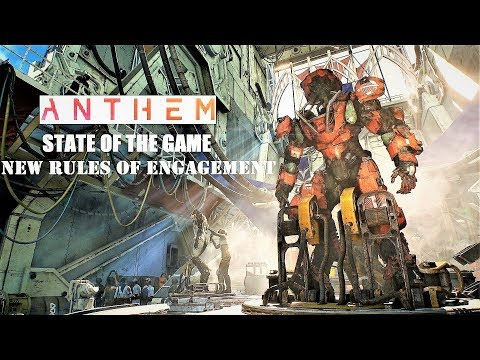 ANTHEM UPDATE: State of the Game (3/26/2019)