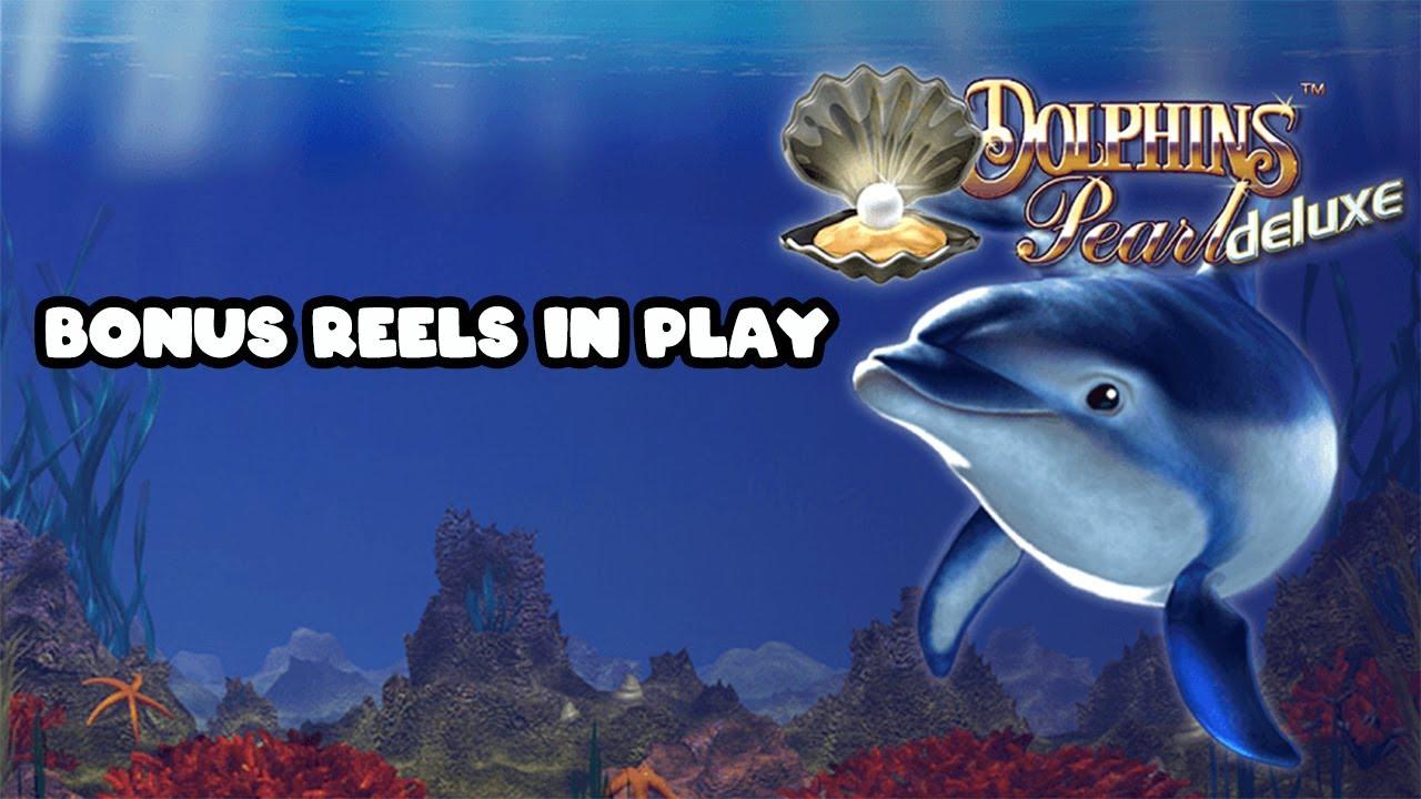 Dolphin Pearl Slot Machine