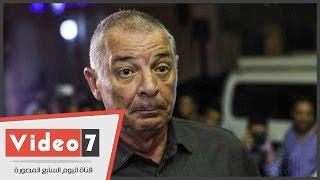 وزير الثقافة وحمدين صباحى والحلفاوى وحميدة بعزاء